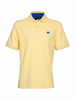 high quality yellow polo shirt