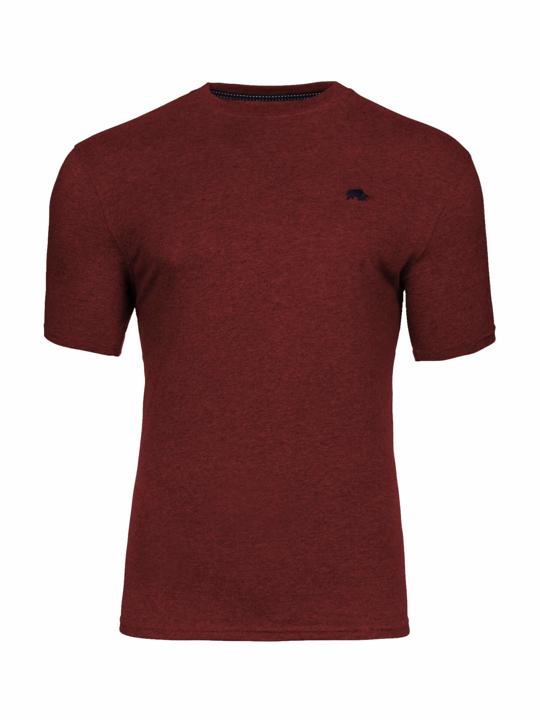 High quality claret t-shirt