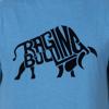 Raging Bull Flock Bull T-Shirt - Cobalt Blue