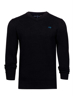 Raging Bull Big & Tall Signature Lightweight V-Neck - Black