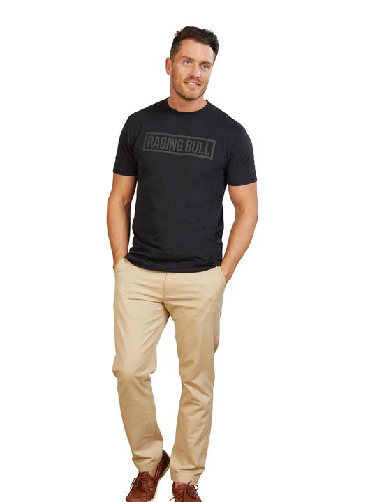 Raging Bull T-Shirt in black