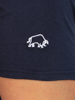 Raging Bull Cut & Sew T-Shirt - Navy