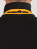 Raging Bull Crest Pique Polo - Black