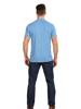 Raging Bull Original RB T-Shirt - Mid Blue