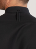 Raging Bull Big & Tall Long Sleeve Ottoman Weave Shirt - Black