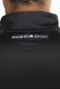 Raging Bull Big & Tall Performance Long Sleeve Quarter Zip - Black