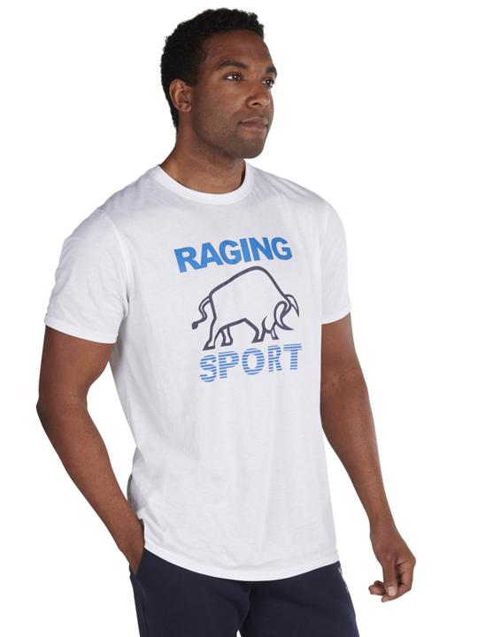 high quality graphic white t-shirt