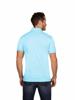 Raging Bull Slim Fit Organic Polo Shirt - Sky Blue