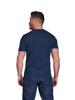 Raging Bull Big & Tall Grass Roots T-Shirt - Navy