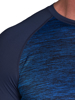 Raging Bull Big & Tall Performance Long Sleeve Tee - Navy
