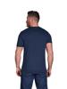 Raging Bull Stitch Type T-Shirt - Navy