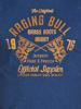 Raging Bull Big & Tall Flag T-Shirt - Navy