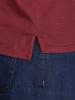 Raging Bull Big & Tall Heritage T-Shirt - Claret
