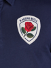 Raging Bull Long Sleeve Heritage Rugby - Navy