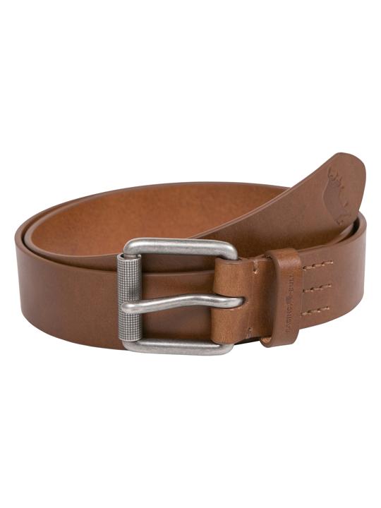 Raging Bull Leather Belt- Chocolate