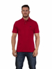 Raging Bull Big & Tall - Signature Polo Shirt - Red
