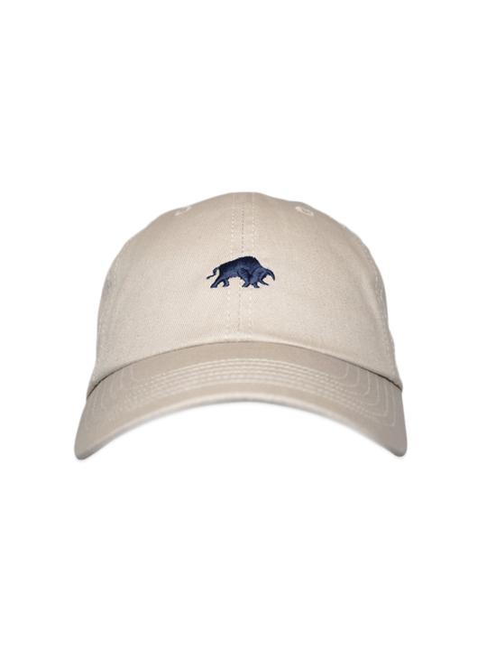 Raging Bull Baseball Cap Beige