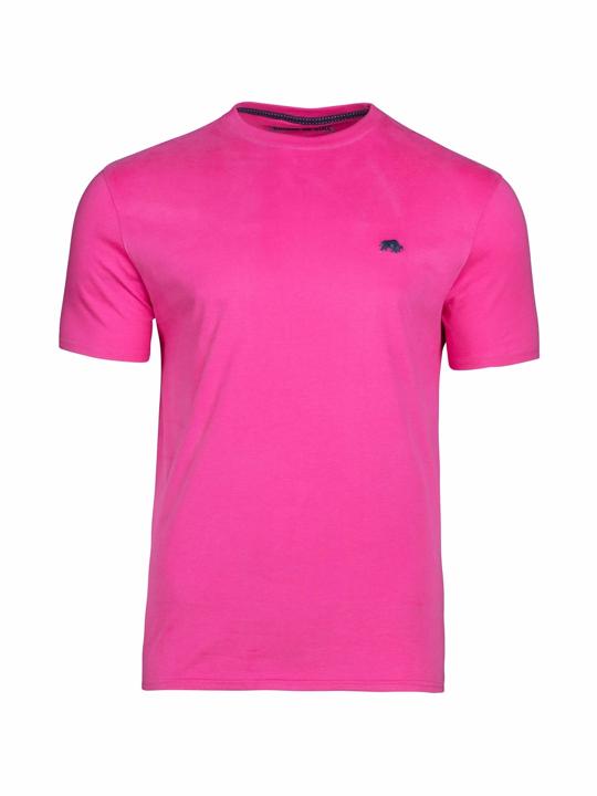 Quality bright pink t-shirt