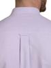Raging Bull Short Sleeve Signature Oxford Shirt - Purple