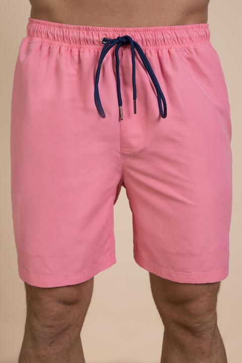 Raging Bull Signature Swim Short - Vivid Pink