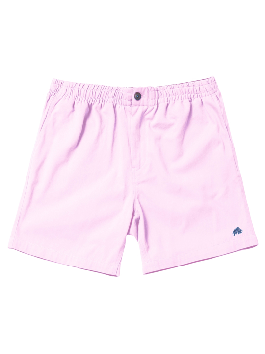 Raging Bull Chino Rugby Shorts - Pink