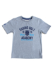 Raging Bull Grass Roots Academy Tee - Grey