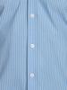 Raging Bull Long Sleeve Pinstripe Poplin Shirt - Sky Blue