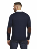 Raging Bull Big & Tall - Button Up Cardigan - Navy