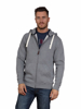 Raging Bull Signature Hoody - Grey