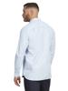 Raging Bull Long Sleeve Signature Gingham Shirt - Sky Blue