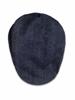 Raging Bull Flat Cap - Grey Marl/Navy