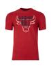 Raging Bull Bull Head Tee - Red