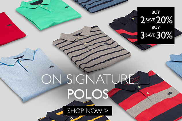 Shop Raging Bull Polo Shirts